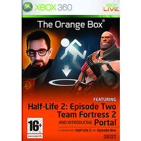 Half-Life 2 - The Orange Box (Xbox 360)