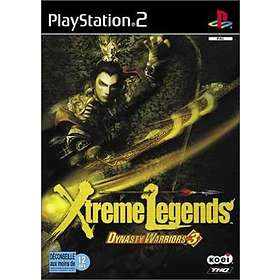 Dynasty Warriors 3: Xtreme Legends (PS2)