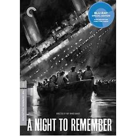 A Night to Remember - Criterion Collection (US)