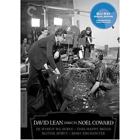 David Lean Directs Noël Coward - Criterion Collection (US)