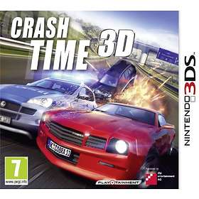 Crash Time 4: The Syndicate (3DS)