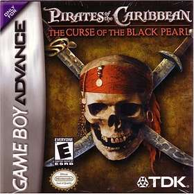 Pirates of the Caribbean: The Curse of the Black Pearl (GBA)