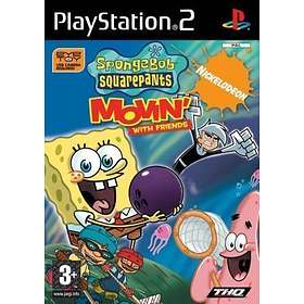SpongeBob SquarePants: Movin' with Friends (PS2)