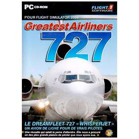 Flight Simulator 2004: 727 Greatest Airliners (Expansion) (PC)