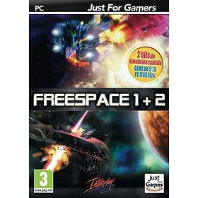 Freespace 1 & 2 - Double Pack (PC)
