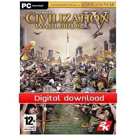 Sid Meier's Civilization IV: Warlords (Expansion) (PC)