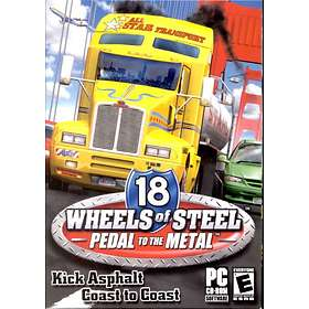 18 Wheels of Steel: Pedal to the Metal (PC)