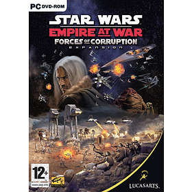 Star Wars Empire at War: Forces of Corruption (Expansion) (PC)