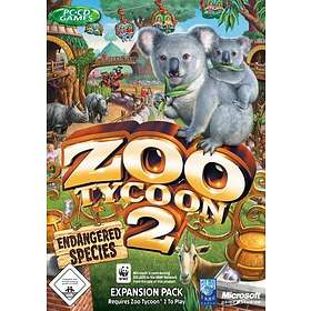 Zoo Tycoon 2: Endangered Species (Expansion) (PC)
