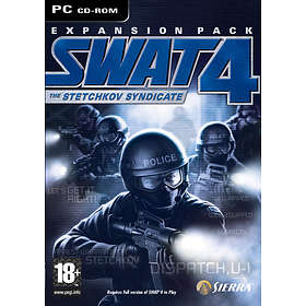 SWAT 4: The Stetchkov Syndicate (Expansion) (PC)
