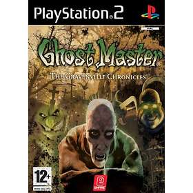 Ghost Master: The Gravenville Chronicles (PS2)