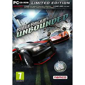 Ridge Racer Unbounded - Limited Edition (PC)