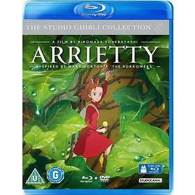 Arrietty (BD+DVD)