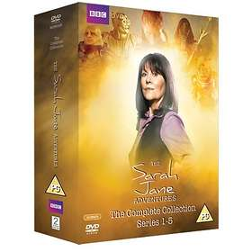 Sarah Jane Adventures - The Complete Series 1-5