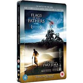 Flags of Our Fathers / Letters from Iwo Jima - 4-Disc Collector's Edition