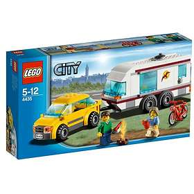 LEGO City 4435 Car and Caravan