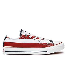 Converse Chuck Taylor All Star Stars & Bars Canvas Low Top (Unisex)