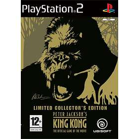 Peter Jackson's King Kong - Limited Collector's Edition (PS2)
