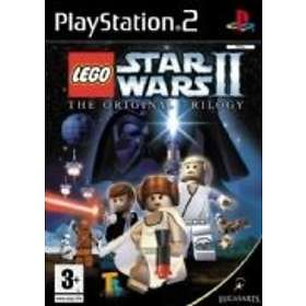 Lego Star Wars II: The Original Trilogy (PS2)
