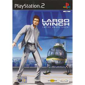 Largo Winch: Empire Under Threat (PS2)