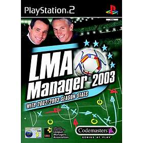 BDFL Manager 2003 (PS2)