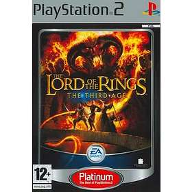 The Lord of the Rings: The Third Age (PS2)