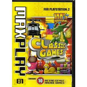 Max Play: Classic Games (PS2)