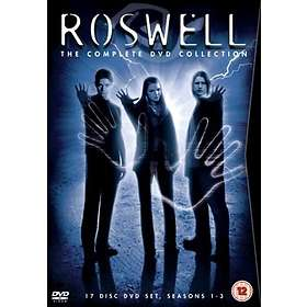 Roswell - The Complete Season 1-3