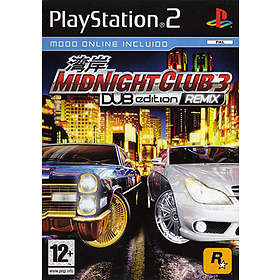 Midnight Club 3: DUB Edition Remix (PS2)