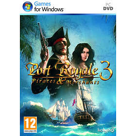 Port Royale 3: Pirates and Merchants (PC)