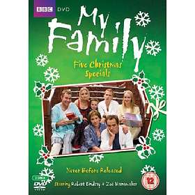 My Family: Five Christmas Specials