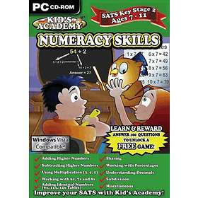 Kids Academy - Key Stage 2: Numeracy Skills (PC)