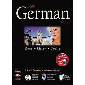 Transparent Language Learn German Now! 10