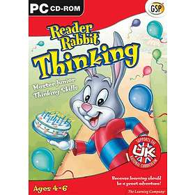 Reader Rabbit Thinking - Ages 4-6 (PC)