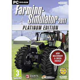Farming Simulator 2011 - Platinum Edition (PC)