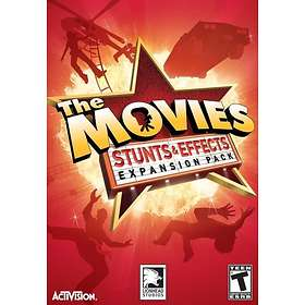The Movies: Stunts & Effects Expansion Pack (PC)