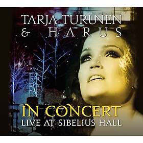 Tarja Turunen & Harus - In Concert - Live at Sibelius Hall (CD+DVD)