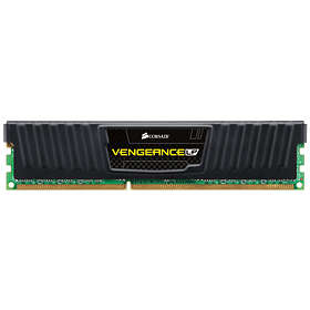 Corsair Vengeance LP Black DDR3 1600MHz 4GB (CML4GX3M1A1600C7)