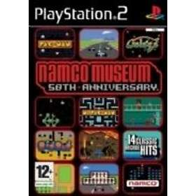 Namco Museum: 50th Anniversary (PS2)