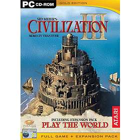 Sid Meier's Civilization III: Play the World (Expansion) (PC)