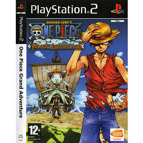 One Piece: Grand Adventure (PS2)