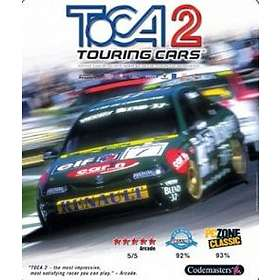 ToCA 2: Touring Cars (PC)