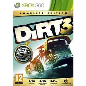 DiRT 3 - Complete Edition (Xbox 360)