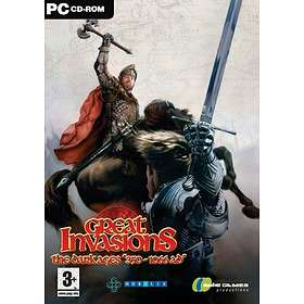 Great Invasions: The Dark Ages 350-1066 AD (PC)