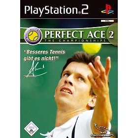 Perfect Ace 2: The Championships (PS2)