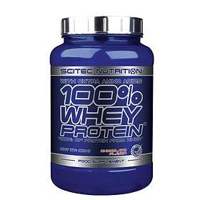 Scitec Nutrition 100% Whey Protein 0.92kg