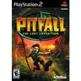 Pitfall: The Lost Expedition (PS2)