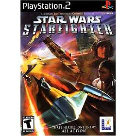 Star Wars: Starfighter (PS2)
