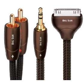 Audioquest Big Sur 3.5mm - 2RCA 12m