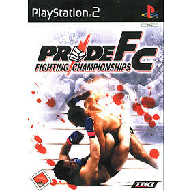 Pride: Fighting Championships (PS2)